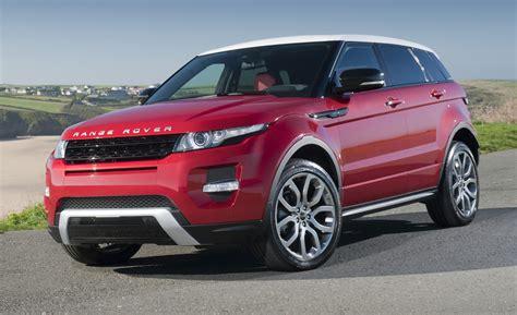 2012 Range Rover Evoque To Offer Plenty Of Customization