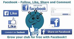Facebook - Follow, Like, Share, Comment | Wire Wheels Webbers