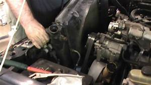 Radiator Replacement Ford Ranger 4 0 Liter V