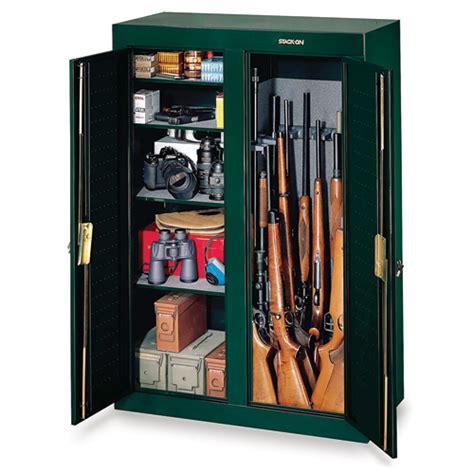 stack on gun cabinet door organizer stack on products convertible double door gun cabinet