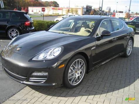 2010 Carbon Grey Metallic Porsche Panamera 4s 20615885