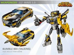 Bumblebee (Talking) - Transformers Toys - TFW2005