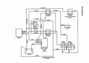 Mtd Lawn Mower Wiring Diagram