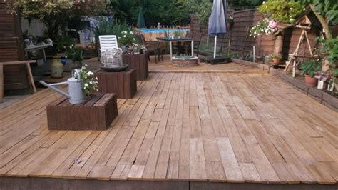 terrassenboden aus paletten terrassenboden aus paletten bauanleitung zum selberbauen 1 2 do deine heimwerker community