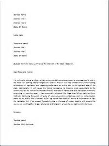 Sample Government Letter Template Formal Word Templates