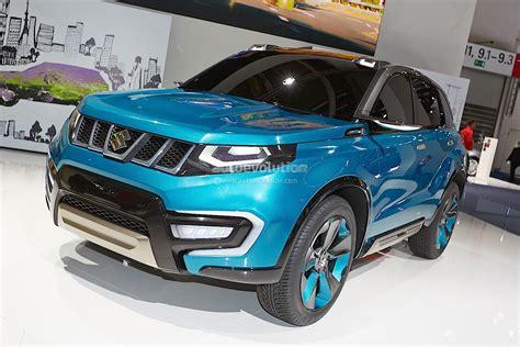 2018 Suzuki Iv 4 Concept Car Photos Catalog 2018