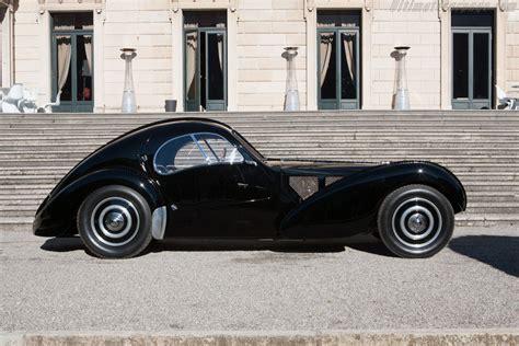 Bugatti Type 57 SC Atlantic Coupe - Chassis: 57591 - 2013 ...