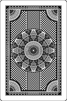 playing card backs clipart   cliparts