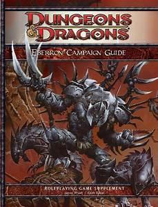 Eberron Campaign Guide  4e