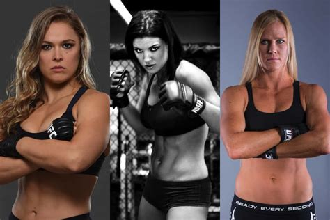 The Seven Most Influential Women's MMA Fights Of All-Time