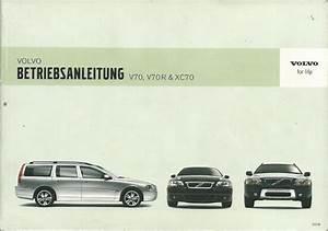 Volvo V70 R Xc70 Manual 2005 Operating Instructions Manual