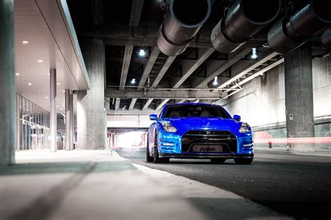 1080p Gtr Godzilla Wallpaper by Blue Nissan Gtr R35 Wallpaper 2018 In Nissan