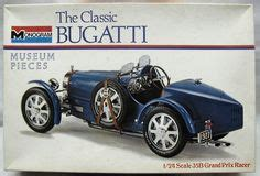 A classy replica loosely based on the 1927 bugatti 35 racer, she runs great and looks the part. Wespe Models, Kit Bugatti T35 Roadster 1927 1:8   eBay ...
