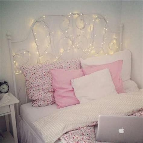 Lichterkette Ikea Bett by Lichterkette Room Schlafzimmer