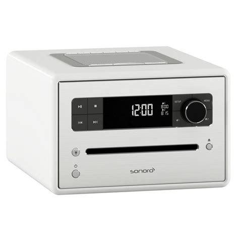 Sonoro Digitalradio Mit Bluetooth, Cdplayer & Mp3
