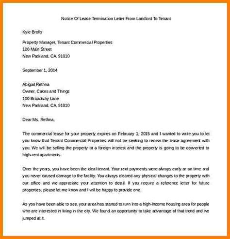 lease letter  tenant sales slip template