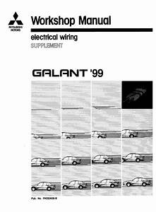 Workshop Manual Galant