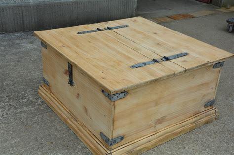 table basse coffre table basse coffre bois id 233 es de d 233 coration int 233 rieure