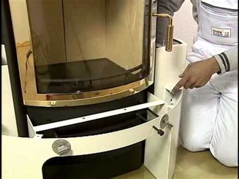 Ofenverkleidung Kaminofen Hark 34 Gt Youtube