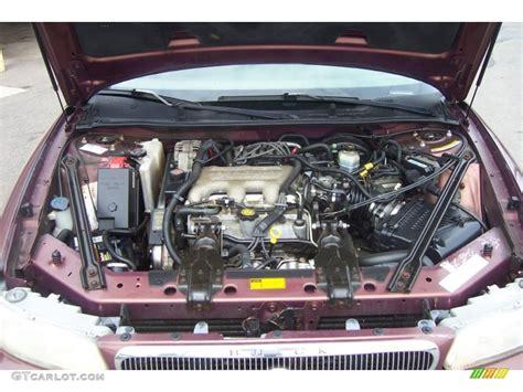 1999 Buick Century Engine 1999 buick century custom 3 1 liter ohv 12 valve v6 engine