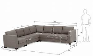 6 sofa most comfortable sofa by leolux thesofa for Sectional sofa 6 seater