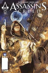 Assassin's Creed #1: Charlotte de la Cruz | The Mary Sue