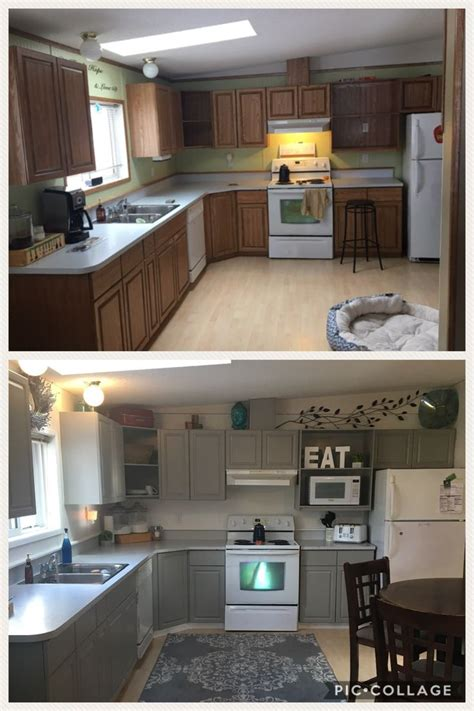 painting  oak cabinets prime