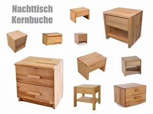 Nachttisch Kernbuche Massiv : nachttisch kernbuche z b massiv und ge lt ~ Watch28wear.com Haus und Dekorationen