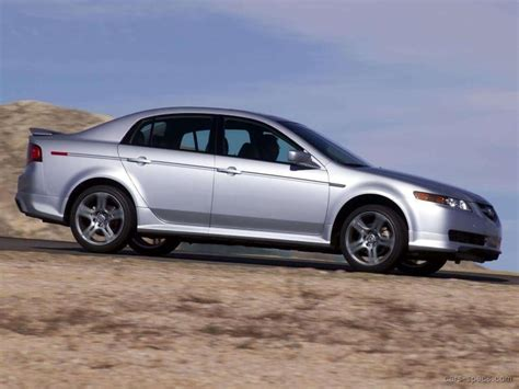 2005 Acura Tl Hp by 2005 Acura Tl Sedan Specifications Pictures Prices