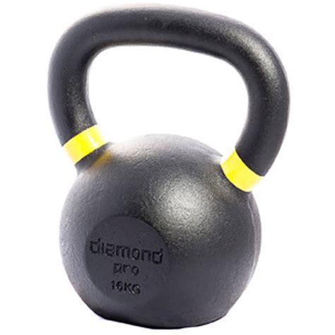 yellow kettle bell walmart 16kg lb diamond pro