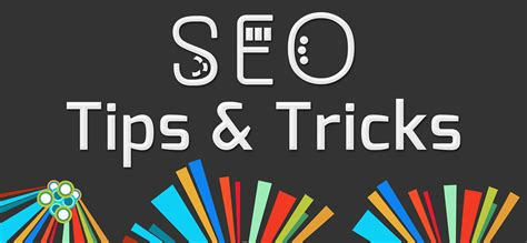 Seo Tips 50 seo tips sheet for organic search engine
