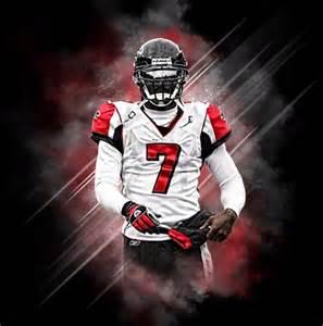 Michael Vick Falcons Jersey