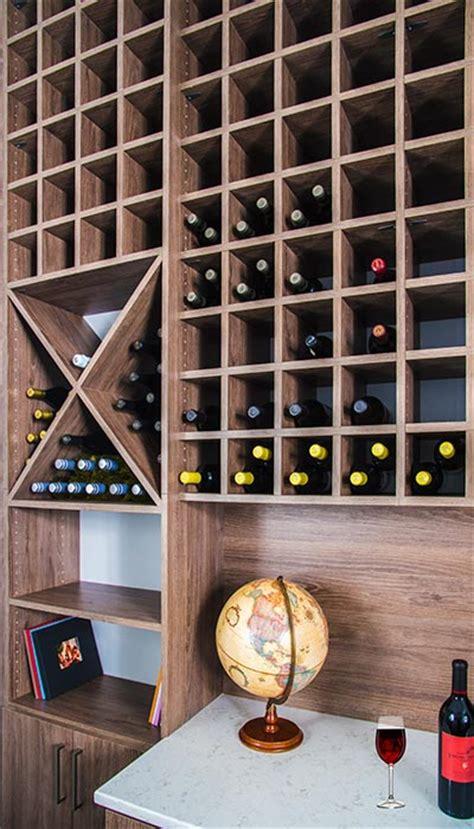 wine storage solutions  wall unit