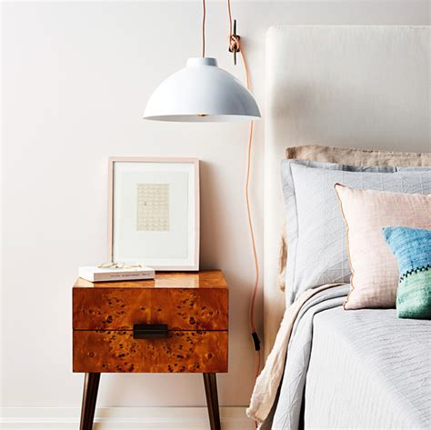 hanging wall lights for bedroom what a bright idea hanging bedside pendant l martha 18851