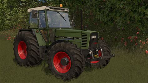 Fendt Farmer - Mod for Farming Simulator 2017 - Farmer
