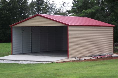 Carport : Standard Carport Custom Options