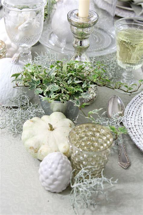 Herbst Dekoration Kaufen by Herbstliche Tischdeko In Wei 223 Tischdecke Sander
