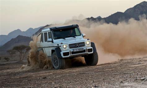 Mercedes G Wagon 6 Wheel