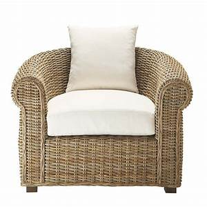 Fauteuil En Osier : fauteuil en rotin kubu ste maxime maisons du monde ~ Melissatoandfro.com Idées de Décoration