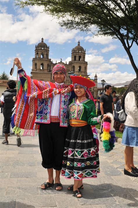 Peruvian Dancers Editorial Stock Photo Image: 11866478