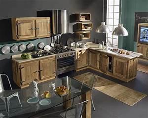Cucine in legno naturale charmeygarnero design for Cucine in legno naturale