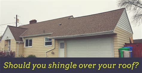 Roofing Over An Existing Roof