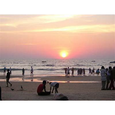 Photo Of The Week : Colva Beach GoaRugged Anay