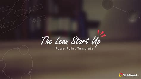 lean startup methodology powerpoint template slidemodel