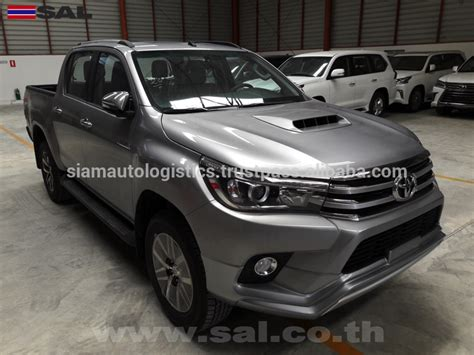 Cabina Sale by 2017 Revo Lhd Toyota Hilux Cabine Dupla 3 0g 4x4