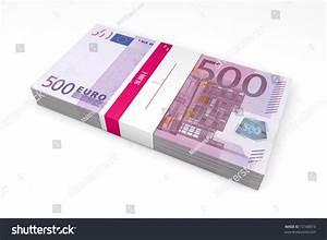 50 000 Euro Haus : single packet 500 euro notes bank stock illustration 72168010 shutterstock ~ Markanthonyermac.com Haus und Dekorationen