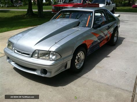 ford mustang drag car 1989 ford mustang drag car fully complete ready for