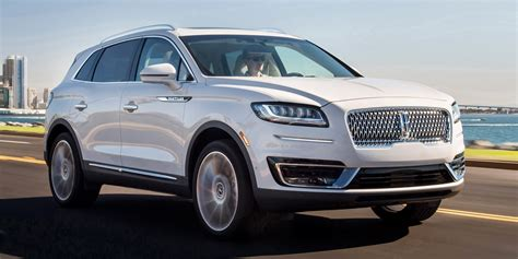 2019  Lincoln  Nautilus  Vehicles On Display Chicago