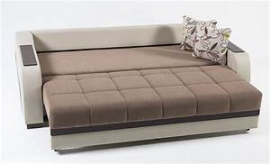 Ultra sofa bed with storage for Sleeper sofa mattress