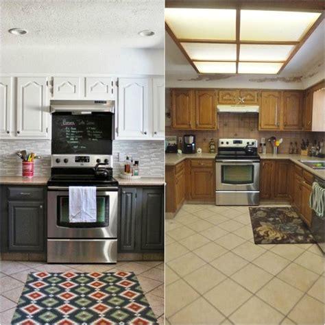 renovation cuisine bois avant apres relooking cuisine bois en 18 photos avant après